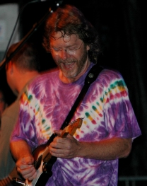 Sam Bush rocks it out at Smilefest 2006